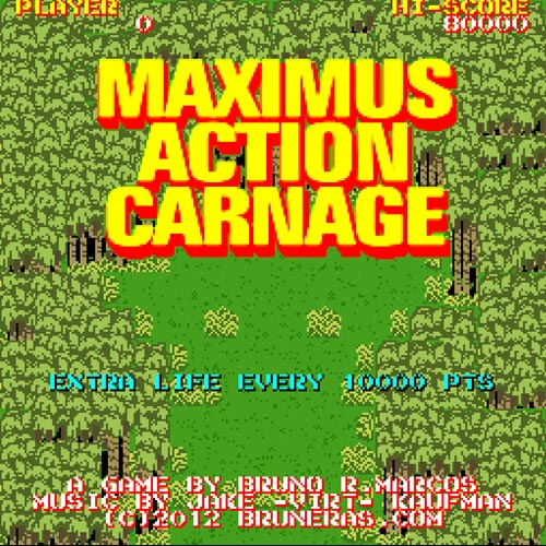 Maximus Action Carnage