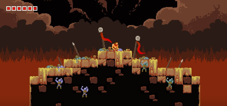 Tiny Barbarian DX: The Horde