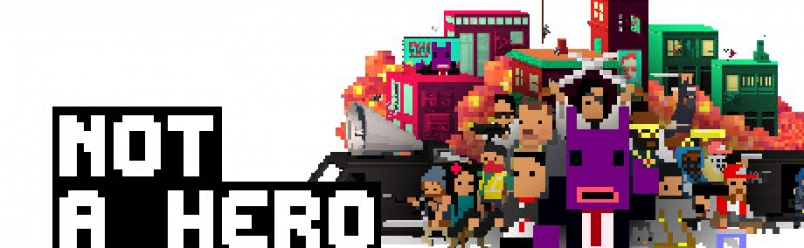Devolver Digital I – Not a Hero