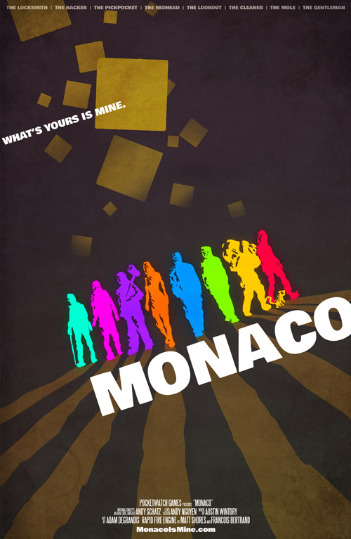 Monaco: What's yours it's mine