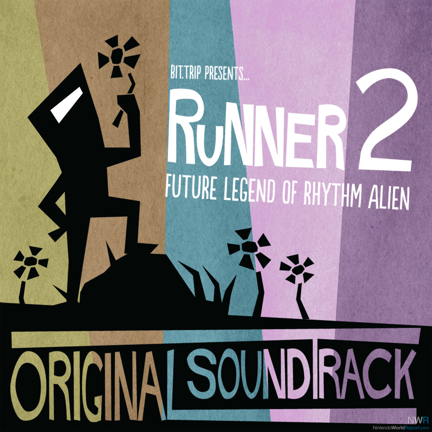 Runner 2: Future Legend of Rhythm Alien Original Soundtrack